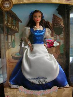 Barbie 2002 Disney Beauty 10th Anniversary Belle