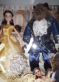 DISNEY BEAUTY AND THE BEAST LIVE ACTION DOLLS Grand Romance