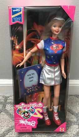 disney exclusive millennium 2000 barbie doll nrfb