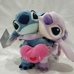 Disney Lilo & Stitch Angel Rare Lovers Limit Stuffed Plush T