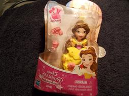 Disney Princess Little Kingdom Snap Ins Belle New