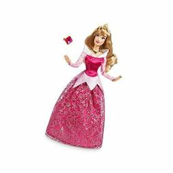 SleppingB Disney Store Aurora Classic Doll with Ring -11 1/2