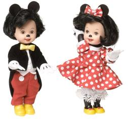 Disney Barbie Tommy & Kelly Dressed As Mickey & Minnie Colle
