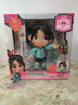Disney Vanellope Von Schweetz - Talking Doll Wreck-It Ralph