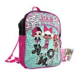 LOL Surprise Doll 11 Inch Mini Backpack Girls Multipurpose B