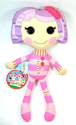 "Lalaloopsy Doll - Pillow Featherbed 13"" Plush Doll"