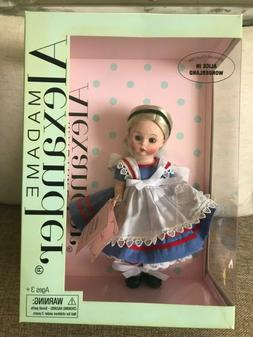 Madame Alexander Doll #42425 Alice in Wonderland Storyland C