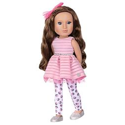 Glitter Girls by Battat - Bluebell 14 inch Non Poseable Fash