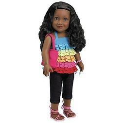 Adora Amazing Girls 18-inch Doll, ''Jada''