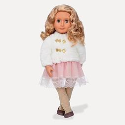 "Our Generation 18"" Doll - Holiday Halia"