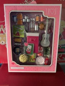 Lori Doll Camping & Carefree Accessory Set