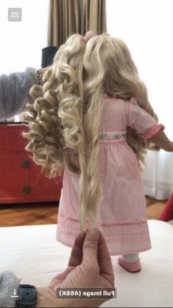 American Girl Doll Caroline wig new no box