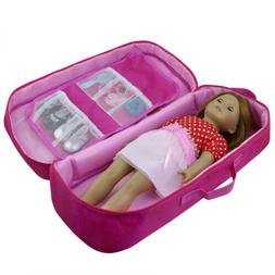ZITA ELEMENT Doll Travel Case Carrier Backpack | Doll Closet
