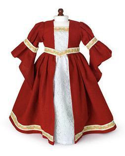 "Doll Clothes 18"" Dress Renaissance by Carpatina Fits America"
