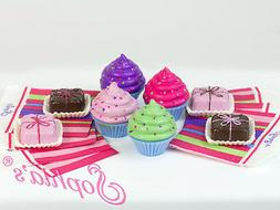 """Doll Clothes 18"""" Sophia's Cupcake Treats Toy Sized For Ameri"""