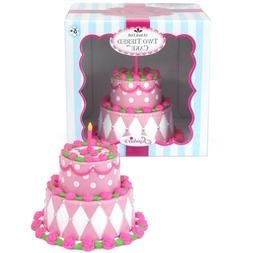 """Doll Clothes 18"""" Sophia's Two Tiered Doll Cake Fits American"""