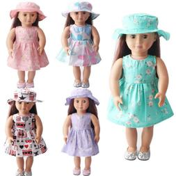 Doll Clothes Dress for 18inch US Girl Our Generation My Life