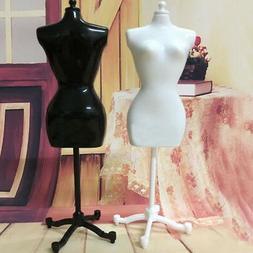 Fashion Doll Display Holder Dress Clothes Mannequin Model St