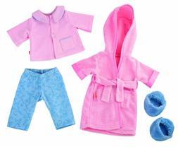 "HABA Doll Good Night Pajama Set, 15"" Dolls"