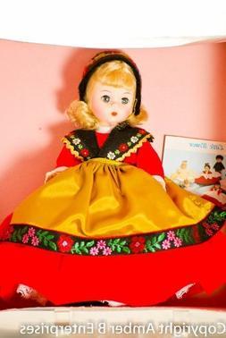 Madame Alexander Doll International Series Sweden 592