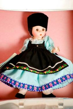 "Alexander Doll Company 8"" International Doll ""RUMANIA #586"""