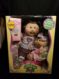 """Cabbage Patch Kids Doll """"Lil Sisters"""" * NEW IN BOX * inc"""