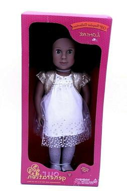 OUR GENERATION DOLL- LORENA 18INCH DOLL- BRAND NEW