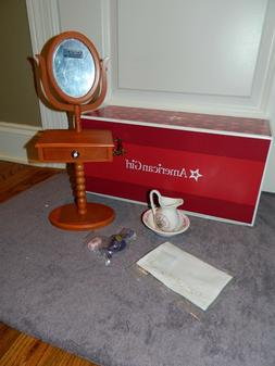 American Girl Doll - Marie Grace - Vanity Set Furniture