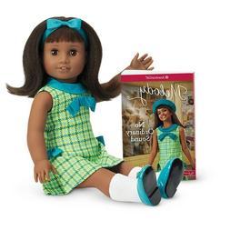 """AMERICAN GIRL DOLL Melody Ellison 18""""Doll NIB with Book"""