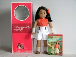 "American Girl Doll NANEA 18"" OOAK Customized to Look Like th"