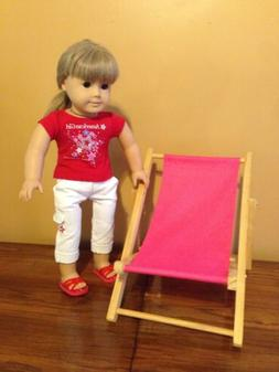 American Girl Doll Two pairs Starry Tee & Star Cargo Pants F