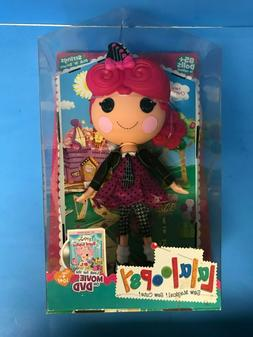 Lalaloopsy Doll- Whistle Kick 'N' Score