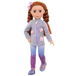 Glitter Girls Dolls by Battat - Eline 14-inch Poseable Fashi