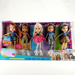 Bratz 'Hello My Name Is' 5 Pack Dolls