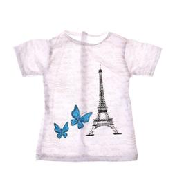 Dolls Accessories 18 Inch  Doll T-shirt For Kids Gifts TS