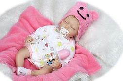 "Reborn Baby Dolls for Sale Lifelike Baby Reborn Sleeping 22"""