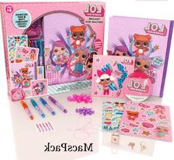 LOL Surprise Dolls Gift Treasure Jewelry and Keepsake Box RA