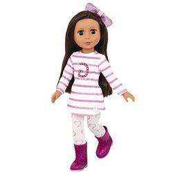 "Glitter Girls Dolls by Battat - Sarinia 14"" Poseable Fashion"