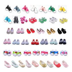 Dolls Shoes for 18 inch American Girl Doll Shoes Boot Sandal