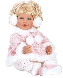 Adora Dolls ToddlerTime, Winter Wonder, 20 inch vinyl, New i