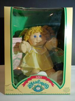 Cabbage patch kids dolls Vintage 80's Cristy Berty