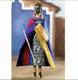 Dolls of the World: Princess of South Africa Barbie, New Toy