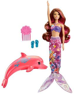 Barbie Dolphin Magic Transforming Mermaid Doll
