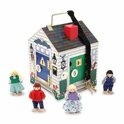 Melissa & Doug Toys - Doorbell House
