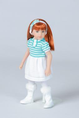 Dress for 13-inch dolls