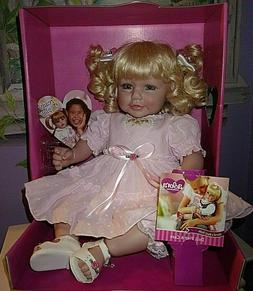 "EARLIER NEW ADORA  20"" WEIGHTED TODDLER DOLL LITTLE SWEETHEA"