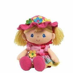 """GUND Easter April Spring and Easter Dolly 13"""" Plush"""