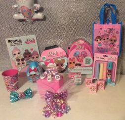 LOL SURPRISE 💥 Easter or Birthday Party Bundle 💥 Candy
