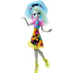 Monster High Electrified Hair-Raising Ghouls Silvi Timberwol