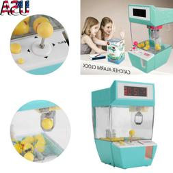 Electronic Claw Crane Mini Doll Machine Arcade Candy Grabber